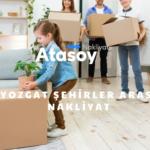 Yozgat Şehirler Arası Nakliyat