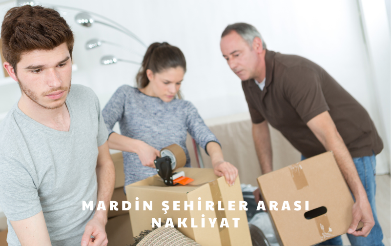 Mardin şehirler arası nakliyat